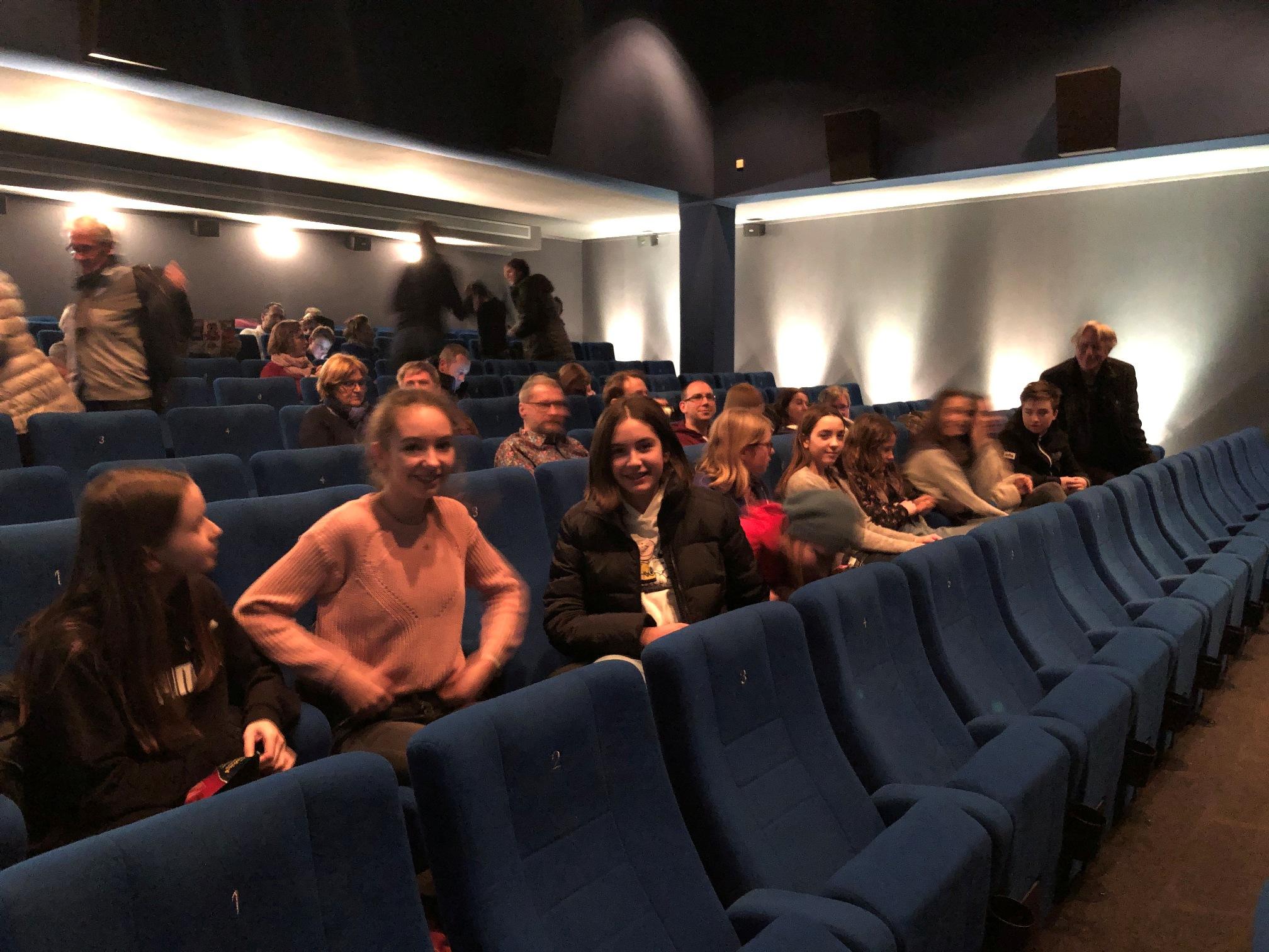 Filmclub im Kino