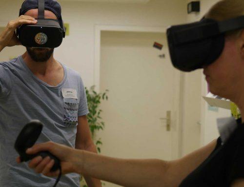 Beate Gärtner wird VR artist in residence